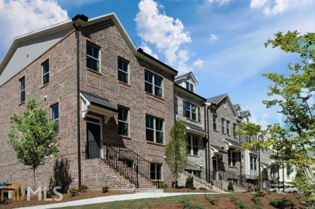 3151 Rutter Drive #37, Atlanta, GA 30345 (MLS #8604563) :: The Heyl Group at Keller Williams