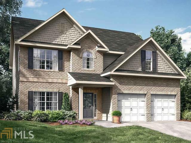3801 Village Crossing Cir #8, Ellenwood, GA 30294 (MLS #8604577) :: The Heyl Group at Keller Williams