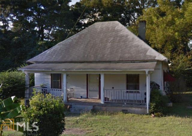 209 Kenwood Rd, Fayetteville, GA 30214 (MLS #8604641) :: The Heyl Group at Keller Williams