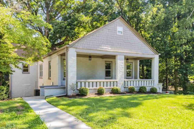 2033 Mercer Ave., College Park, GA 30337 (MLS #8604667) :: The Heyl Group at Keller Williams