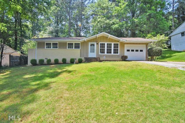 2450 Rolling Vw, Smyrna, GA 30080 (MLS #8604679) :: Bonds Realty Group Keller Williams Realty - Atlanta Partners