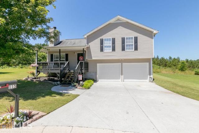 115 Huntington Way, Dallas, GA 30132 (MLS #8604952) :: Bonds Realty Group Keller Williams Realty - Atlanta Partners