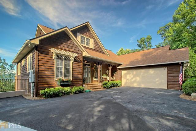 576 Smokey Hollow, Dillard, GA 30537 (MLS #8605307) :: Rettro Group