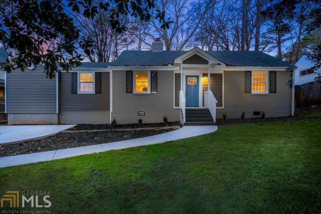 1237 Thomas Road, Decatur, GA 30030 (MLS #8605379) :: The Stadler Group