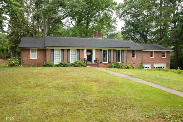 207 Hickory Bend, Thomaston, GA 30286 (MLS #8605595) :: Rettro Group