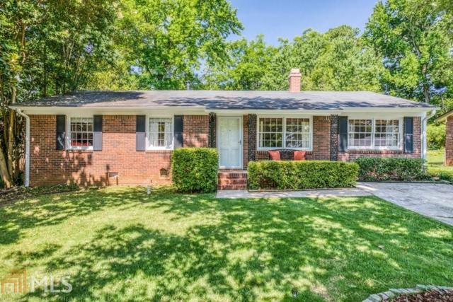 2774 Carolyn Drive Se, Smyrna, GA 30080 (MLS #8605761) :: Buffington Real Estate Group