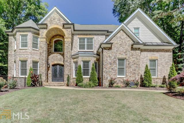 3518 Clubland Drive, Marietta, GA 30068 (MLS #8605917) :: Royal T Realty, Inc.