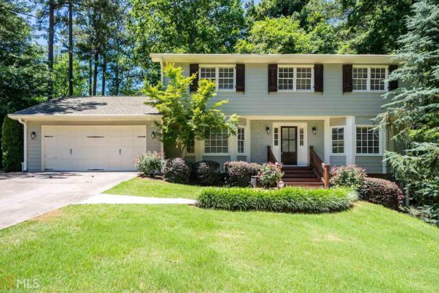 741 Summit Terrace, Marietta, GA 30068 (MLS #8605946) :: Bonds Realty Group Keller Williams Realty - Atlanta Partners