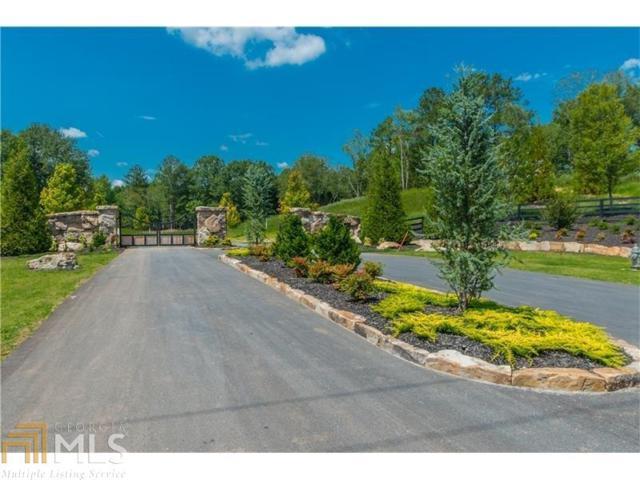 570 Lost River Bnd Lot 6, Milton, GA 30004 (MLS #8606005) :: Royal T Realty, Inc.