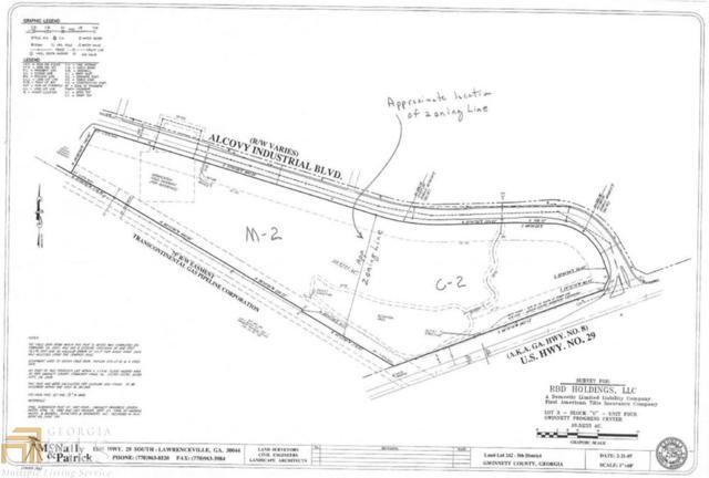 1610-2 Winder Highway Tract #2, Dacula, GA 30019 (MLS #8606267) :: Buffington Real Estate Group
