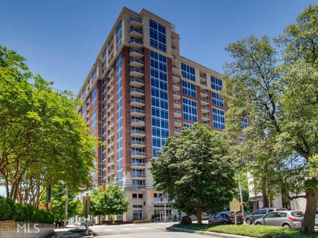 1820 Peachtree #1506, Atlanta, GA 30309 (MLS #8606274) :: Rettro Group