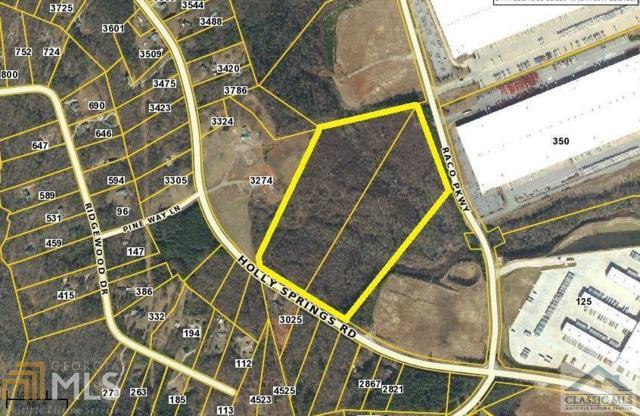 0 Holly Springs, Pendergrass, GA 30567 (MLS #8606362) :: Rettro Group
