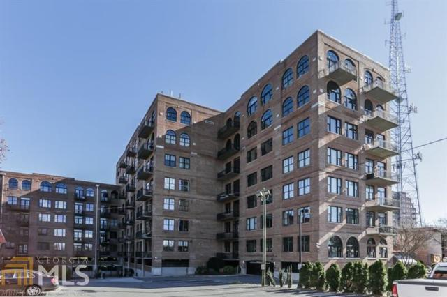 3235 Roswell Rd #602, Atlanta, GA 30305 (MLS #8606385) :: Rettro Group
