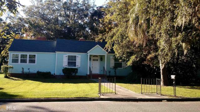 1401 Palmetto Ave, Brunswick, GA 31520 (MLS #8606429) :: The Heyl Group at Keller Williams