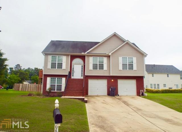 95 Revere Turn Drive, Fairburn, GA 30213 (MLS #8606884) :: RE/MAX Eagle Creek Realty