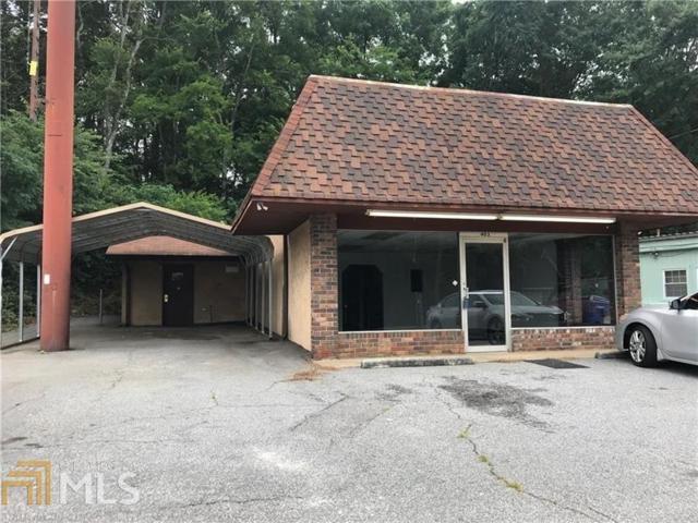 403 Memorial Dr, Dallas, GA 30132 (MLS #8607196) :: The Heyl Group at Keller Williams