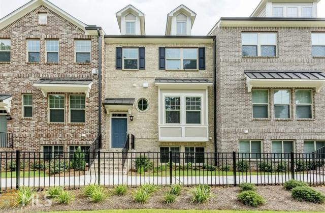 1814 Hislop Lane #22, Atlanta, GA 30345 (MLS #8607493) :: The Heyl Group at Keller Williams