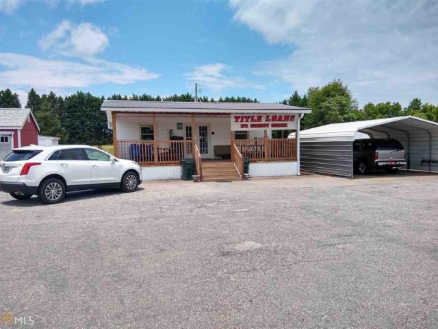 7106 Highway 72 W, Colbert, GA 30628 (MLS #8607579) :: Rettro Group