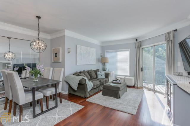 275 13th St #404, Atlanta, GA 30309 (MLS #8607602) :: Rettro Group