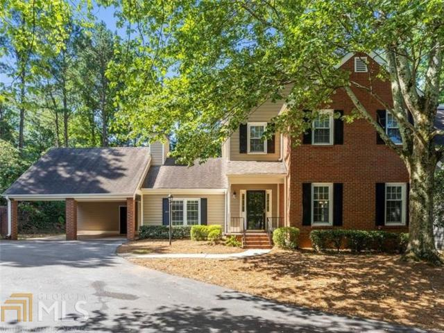 14 Vernon Glen, Sandy Springs, GA 30338 (MLS #8607614) :: Rettro Group