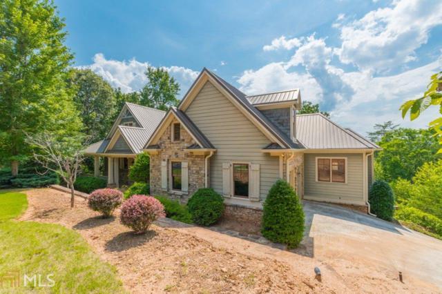 649 Bear Paw Ridge, Dahlonega, GA 30533 (MLS #8607659) :: Athens Georgia Homes