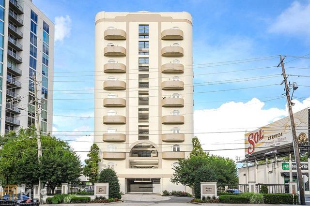 2161 Peachtree Rd #802, Atlanta, GA 30309 (MLS #8607773) :: Rettro Group