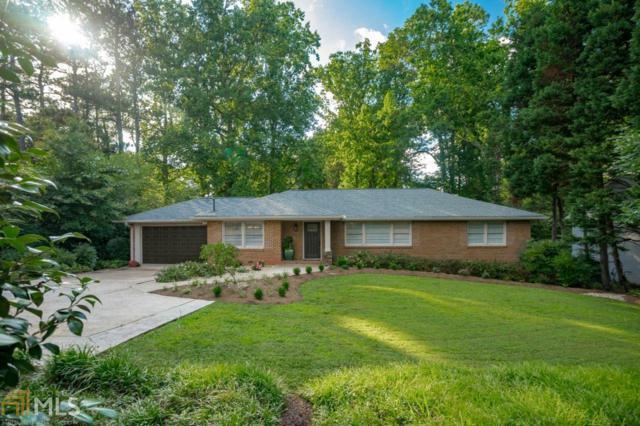 2560 Lavista Rd, Decatur, GA 30033 (MLS #8607979) :: The Heyl Group at Keller Williams