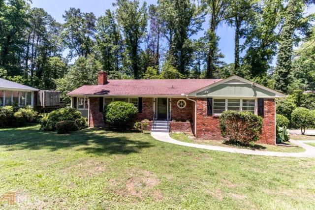 1880 Fern Creek Ln, Atlanta, GA 30329 (MLS #8608110) :: The Heyl Group at Keller Williams