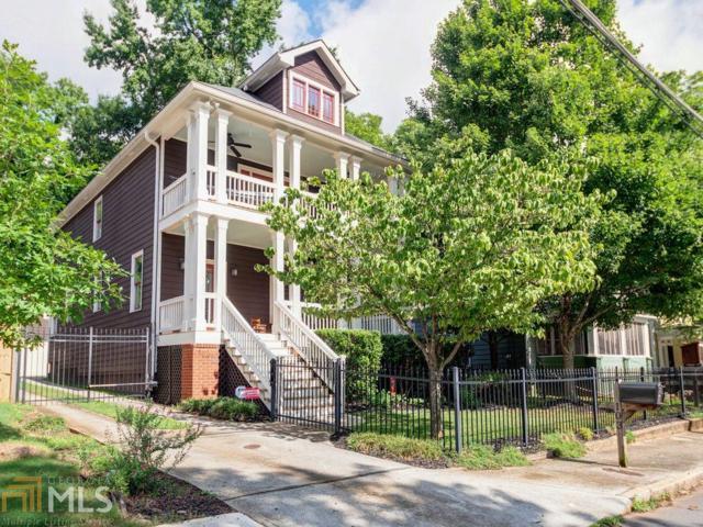 103 Vannoy Street Se, Atlanta, GA 30317 (MLS #8608200) :: The Heyl Group at Keller Williams