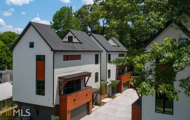 1331 Iverson St A, Atlanta, GA 30307 (MLS #8608225) :: The Heyl Group at Keller Williams