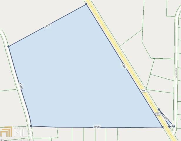 0 Highway 155 N Tracts B & C 63.863 +/- Ac's Highway #0, Stockbridge, GA 30281 (MLS #8608300) :: The Heyl Group at Keller Williams