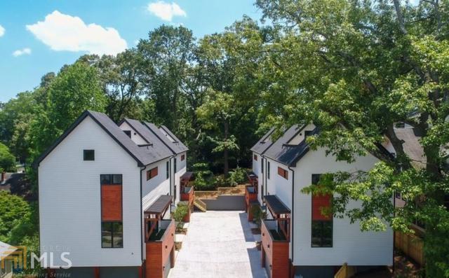 1327 Iverson Street A, Atlanta, GA 30307 (MLS #8608370) :: The Heyl Group at Keller Williams