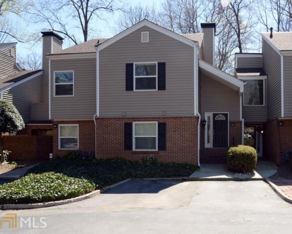 63 Dunwoody Springs Drive D, Atlanta, GA 30328 (MLS #8608741) :: The Heyl Group at Keller Williams