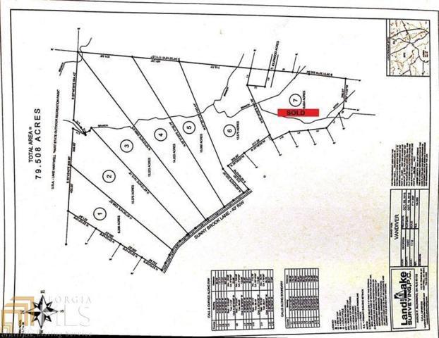0 Sunnybrook Lane #5, Hartwell, GA 30643 (MLS #8608868) :: The Heyl Group at Keller Williams