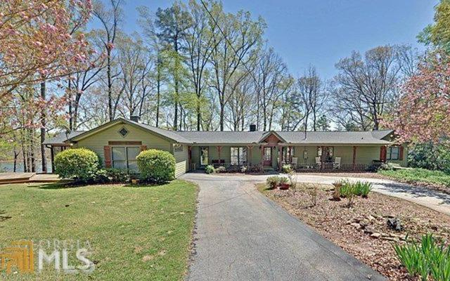 1352 Chandlers Ferry Rd, Hartwell, GA 30643 (MLS #8608912) :: The Heyl Group at Keller Williams