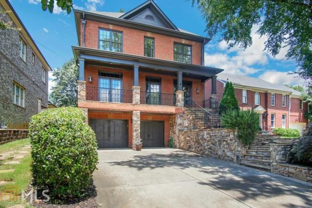 1150 Pine Grove Avenue Ne, Brookhaven, GA 30319 (MLS #8609008) :: The Heyl Group at Keller Williams