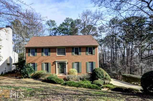 491 Guilford Circle Ne, Marietta, GA 30068 (MLS #8609063) :: The Heyl Group at Keller Williams