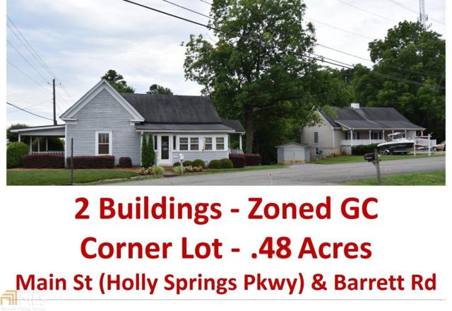 125 Barrett Rd, Canton, GA 30115 (MLS #8609082) :: Rettro Group