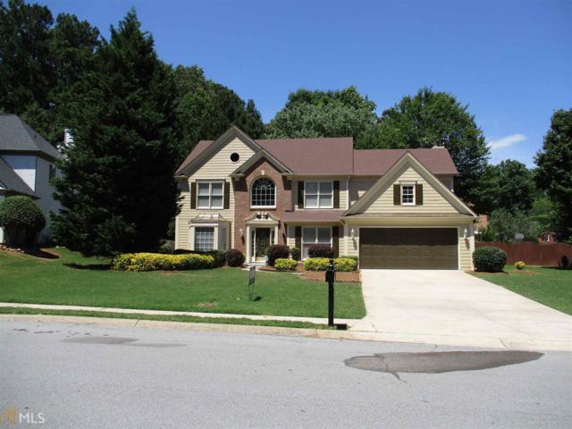 645 Rosedown Way, Lawrenceville, GA 30043 (MLS #8609156) :: The Heyl Group at Keller Williams