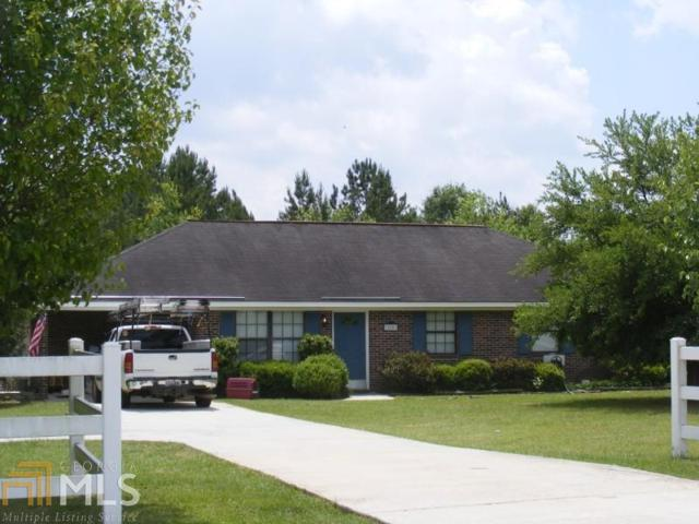 280 Pw Clifton Rd, Brooklet, GA 30415 (MLS #8609305) :: Buffington Real Estate Group