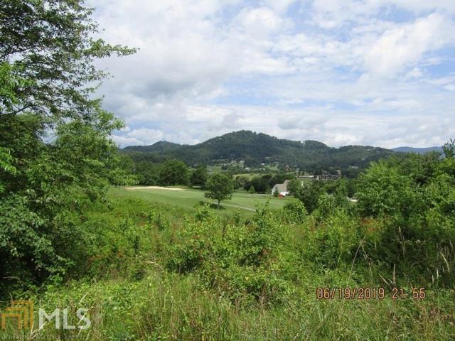 21 The Pinnacle Fairway M, Hayesville, NC 28904 (MLS #8609415) :: Team Cozart