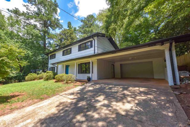 540 Rivermont Rd, Athens, GA 30606 (MLS #8609503) :: Athens Georgia Homes