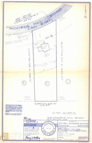 1218 Moores Mill Rd, Atlanta, GA 30327 (MLS #8609793) :: RE/MAX Eagle Creek Realty