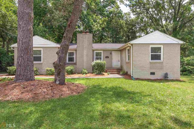 486 Ashburnton Avenue, Atlanta, GA 30317 (MLS #8609818) :: HergGroup Atlanta