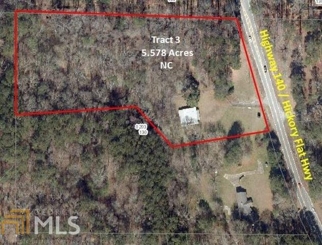 8058 Hickory Flat Highway Tract 3, Woodstock, GA 30188 (MLS #8609931) :: Rettro Group