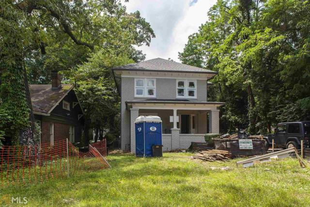 433 S Candler St, Decatur, GA 30030 (MLS #8610456) :: The Durham Team