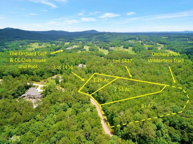 0 Glazenwood Drive, Clarkesville, GA 30523 (MLS #8610459) :: Buffington Real Estate Group