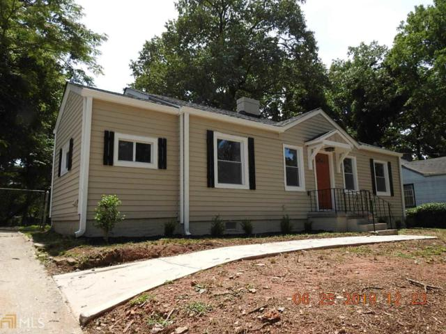 2188 Mulberry St., East Point, GA 30344 (MLS #8610552) :: The Durham Team