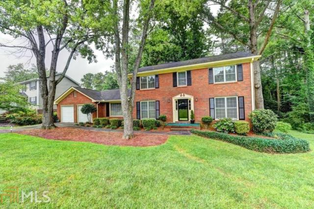 1341 Fireside Court, Lilburn, GA 30047 (MLS #8610637) :: Keller Williams Realty Atlanta Partners