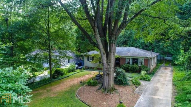1952 Wellbourne Drive Ne, Atlanta, GA 30324 (MLS #8611126) :: Anita Stephens Realty Group